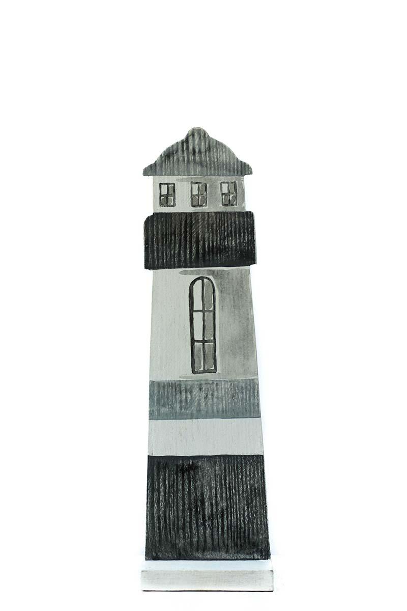 Vilagito-torony-szurke-fekete színben